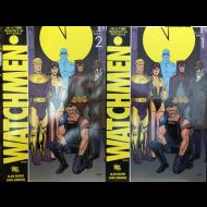 왓치맨 WATCHMEN 1,2권 총2권