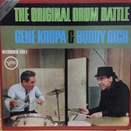Gene Krupa & Buddy Rich – The Original Drum Battle!
