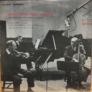 Heifetz, Piatigorsky, Pennario – Heifetz-Piatigorsky Concerts With Leonard Pennario And Guests