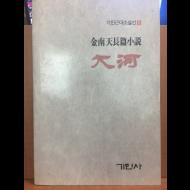 대하 (김남천장편소설 1987 초판)