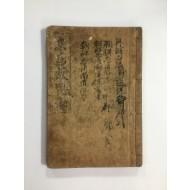 동유감흥록 (심복진, 1926년)