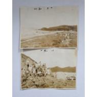 1. 전라북도 변산 바닷가 전경 사진 2점