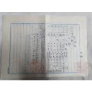 정미의병자료 – 일본군 토벌대 자료 11점