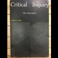 Critical Inquiry Vol.7 No.1